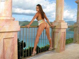 Бесплатные фото Renee Perez,модель,красотка,голая,голая девушка,обнаженная девушка,позы