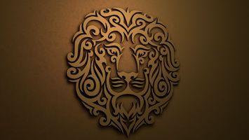 Бесплатные фото лев,арт,моделирование,3D графика
