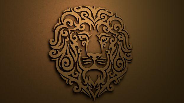Photo free lion, art, modeling
