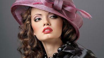 Фото бесплатно девушка, модель, платье