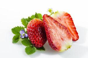 Фото бесплатно клубника, ягоды, еда