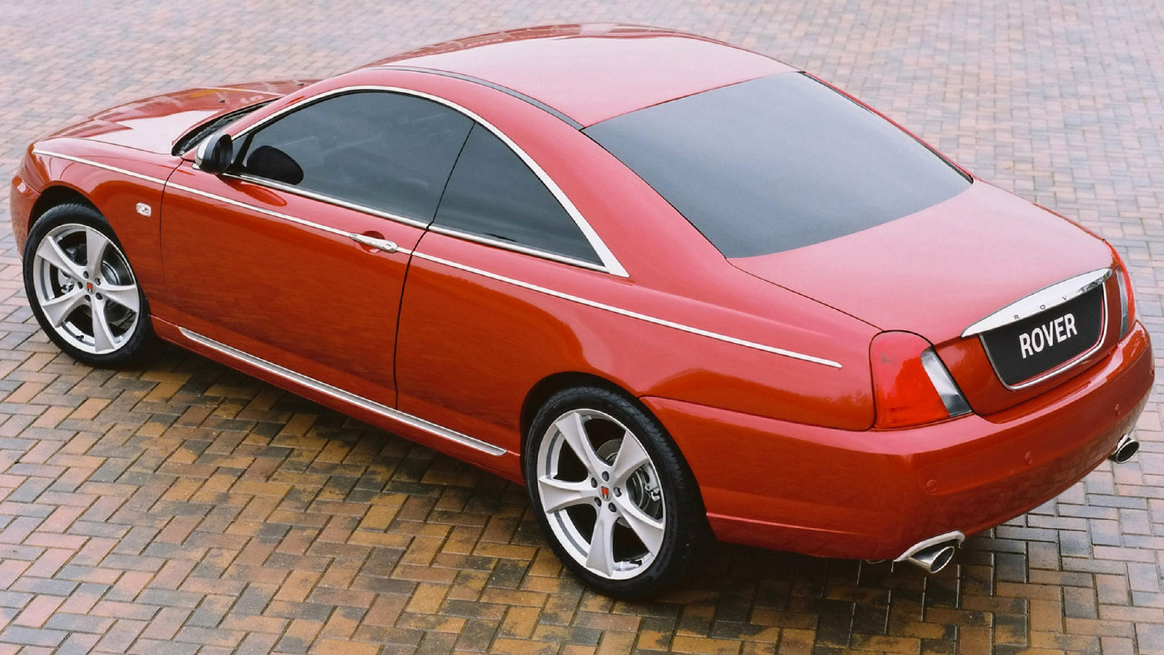 обои Rover, MG Rover, Rover 75, купе картинки фото