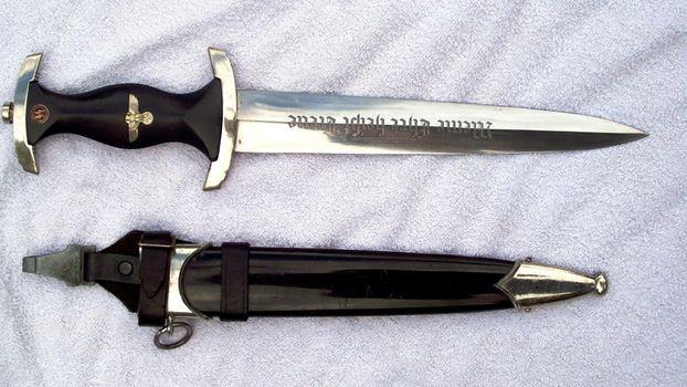 Photo free dagger, hilt, blade