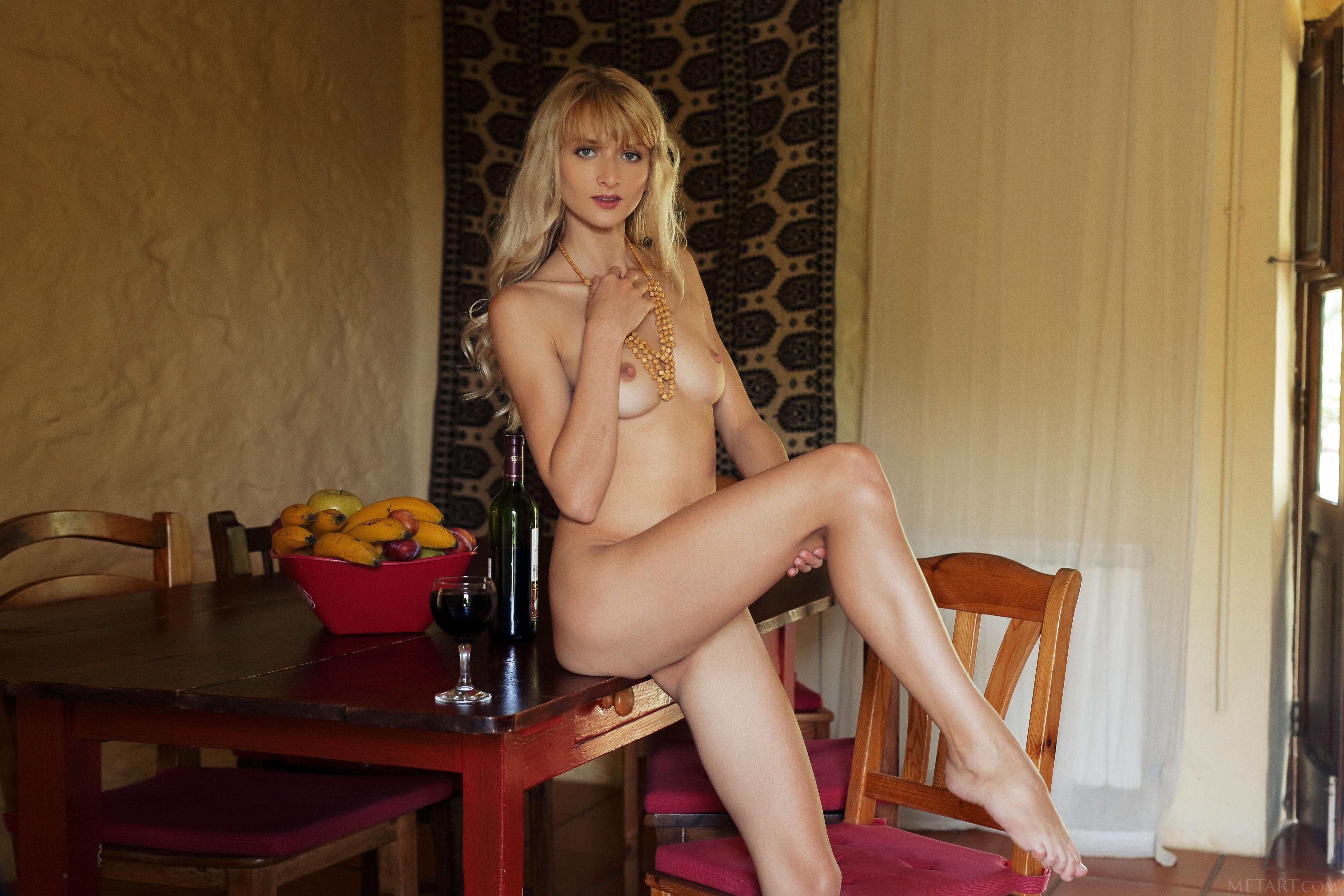 обои Nika N, модель, красотка, голая картинки фото