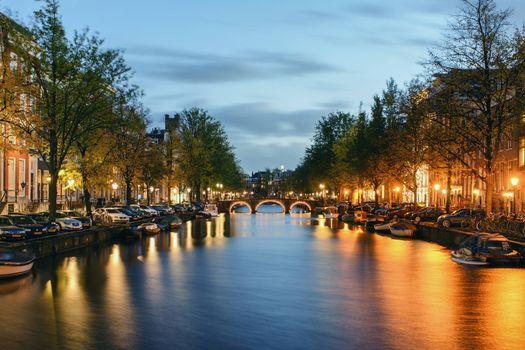 Обои амстердам, амстердам на телефон высокого качества