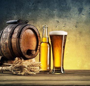 Photo free barrel, ears, drink