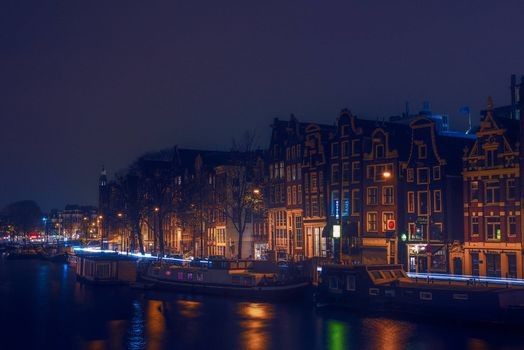 Free panorama, the capital and largest city of the netherlands photo on the phone