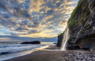 Заставки Melasti Beach, Bali, Меласти Бич, Индонезия, Бали, море, берег