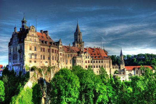 Фото бесплатно Зигмарингене, Germany, Zimarringen