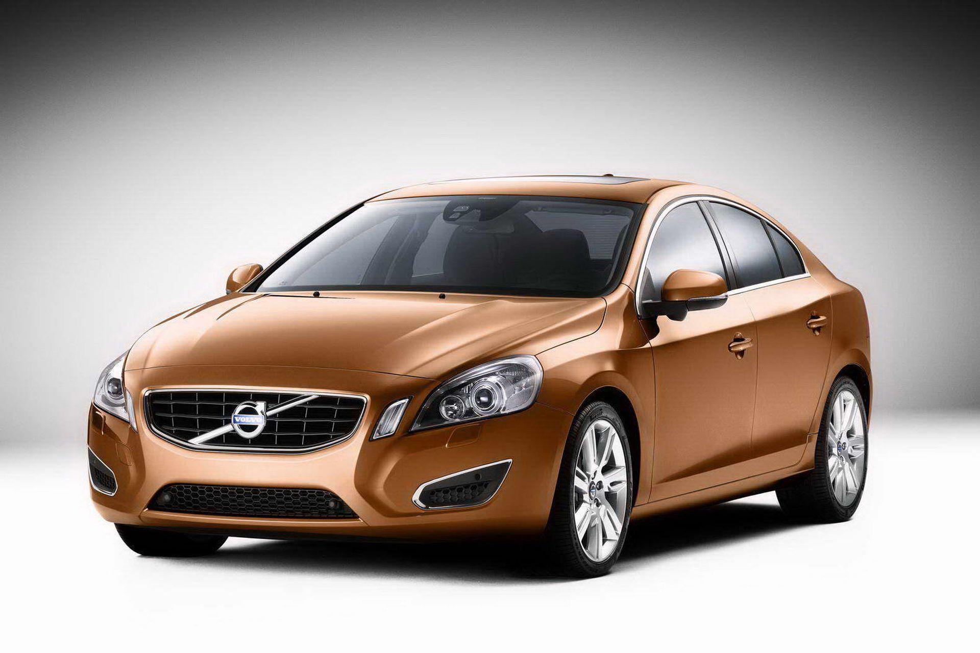 Обои Volvo, S60, автомобиль