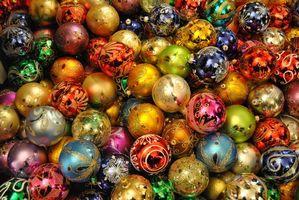 Фото бесплатно фон, игрушки, новогодние украшения
