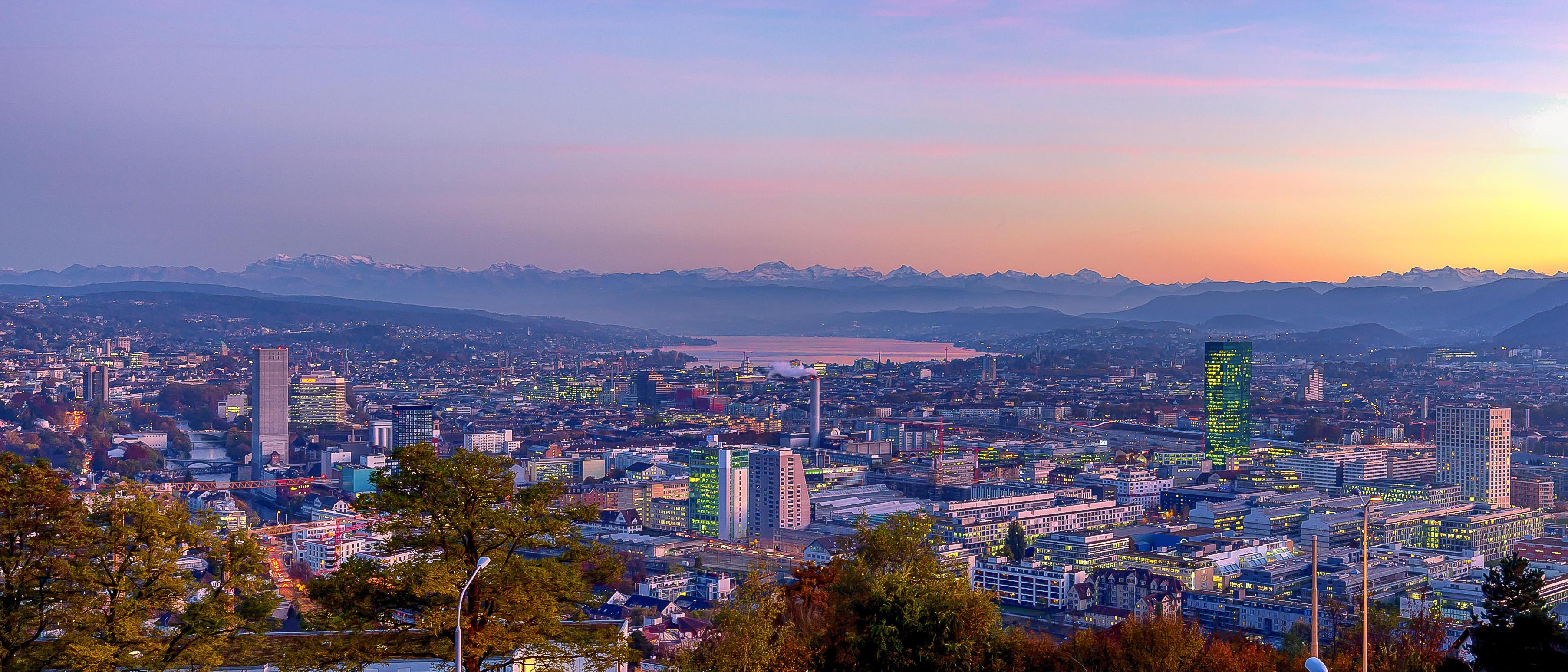 Zurich, Цюрих, Швейцария