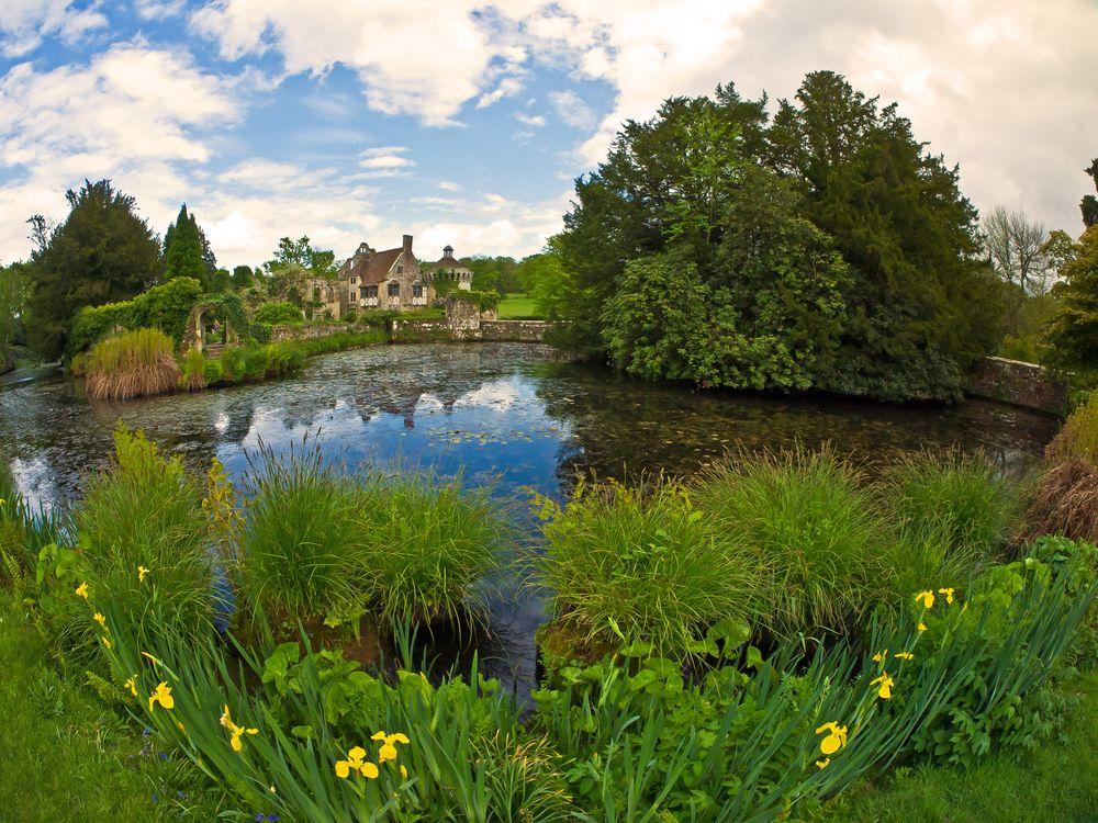 Фото бесплатно Сад, Кент, Великобритания - на рабочий стол