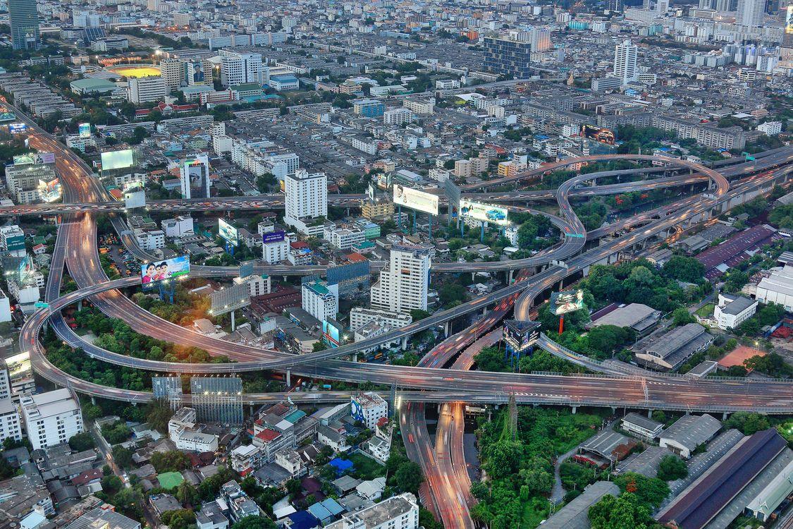 Фото бесплатно Бангкок, столица и самый крупный город Таиланда, Таиланд, город