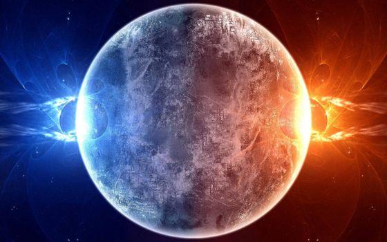 Бесплатные фото Луна,вспышки
