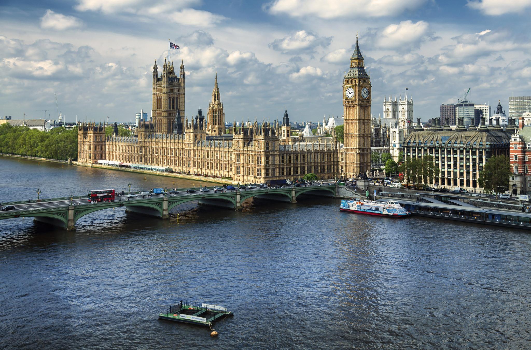 Лондон, Великобритания, город