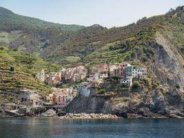 Фото бесплатно Cinque Terre, Manarola, Италия