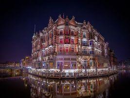 Заставки Amsterdam, Hotel L Europe, Netherlands