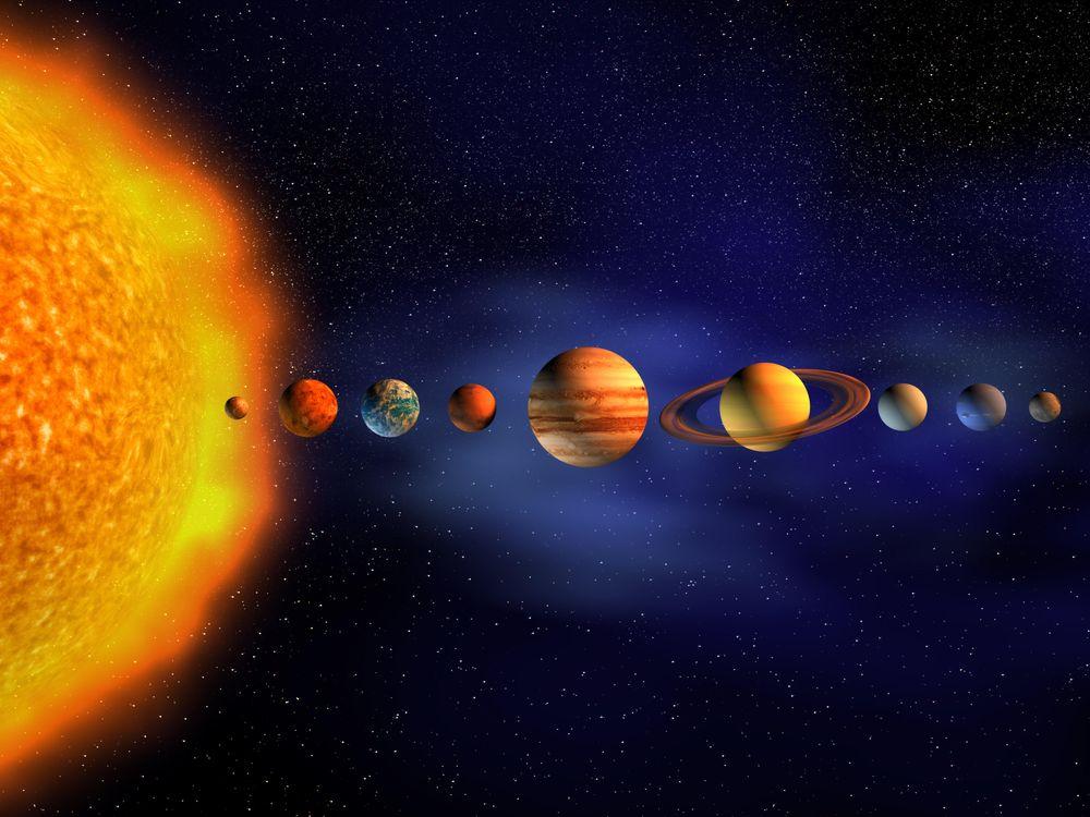 Фото бесплатно космос, планеты, вселенная - на рабочий стол