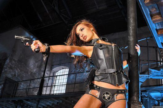 Photo free model, beauty, adriana corset
