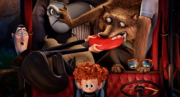 Заставки Монстры на каникулах 2, мультфильм, фэнтези, комедия, семейный