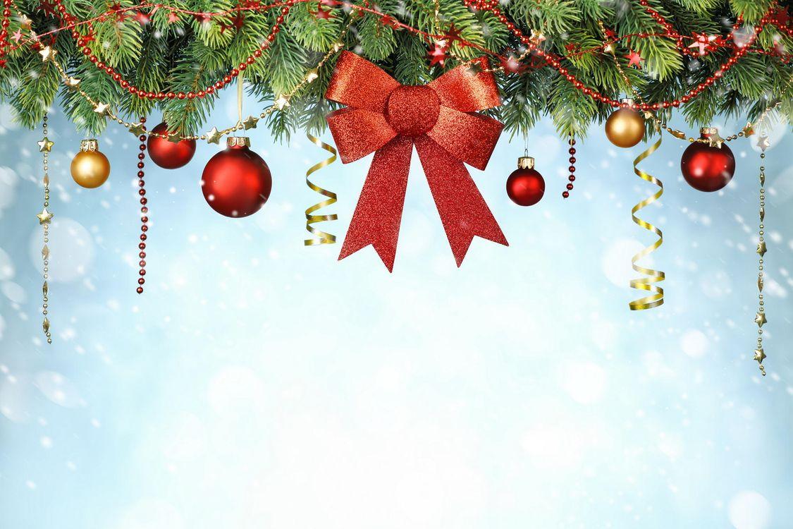 Картинка Рождество, фон, дизайн, элементы, новогодние обои, новый год, ветки, украшения на рабочий стол. Скачать фото обои праздники