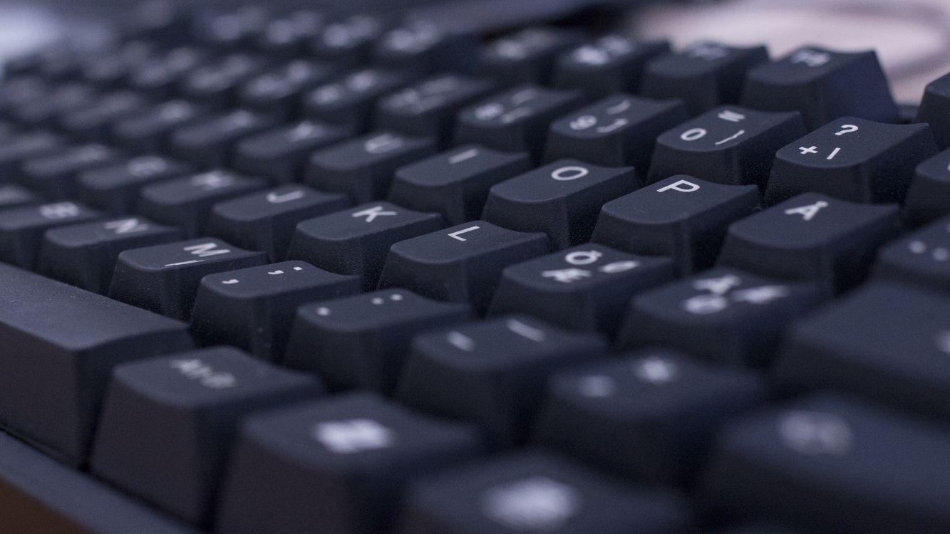 Фото бесплатно клавиатура, кнопки, макро, разное