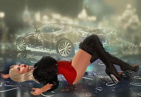 Фото бесплатно art, 3D, fantasy
