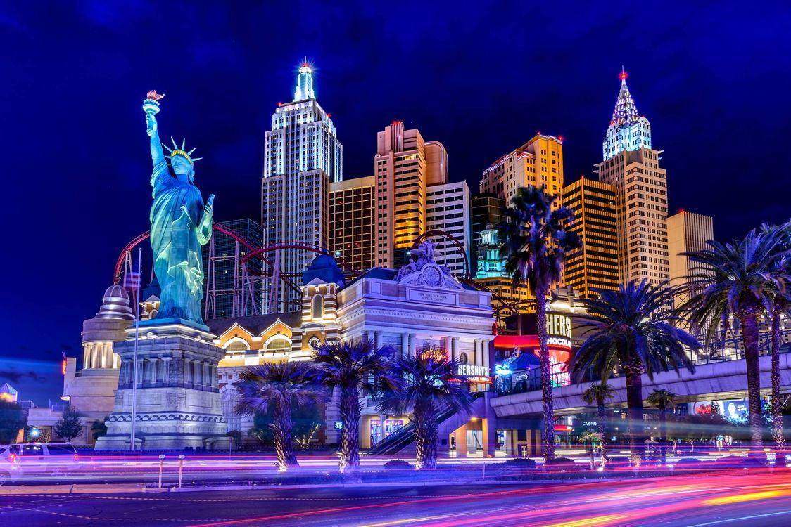 Фото бесплатно Las Vegas, США, штат Невада - на рабочий стол