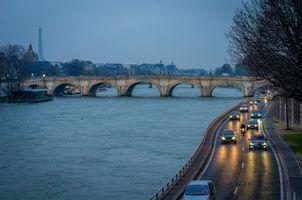 Бесплатные фото река Сена,Париж,Франция,дорога,мост,город