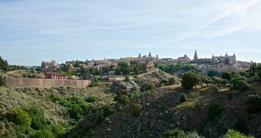 Бесплатные фото Толедо,Испания,Андалусия,город,панорама