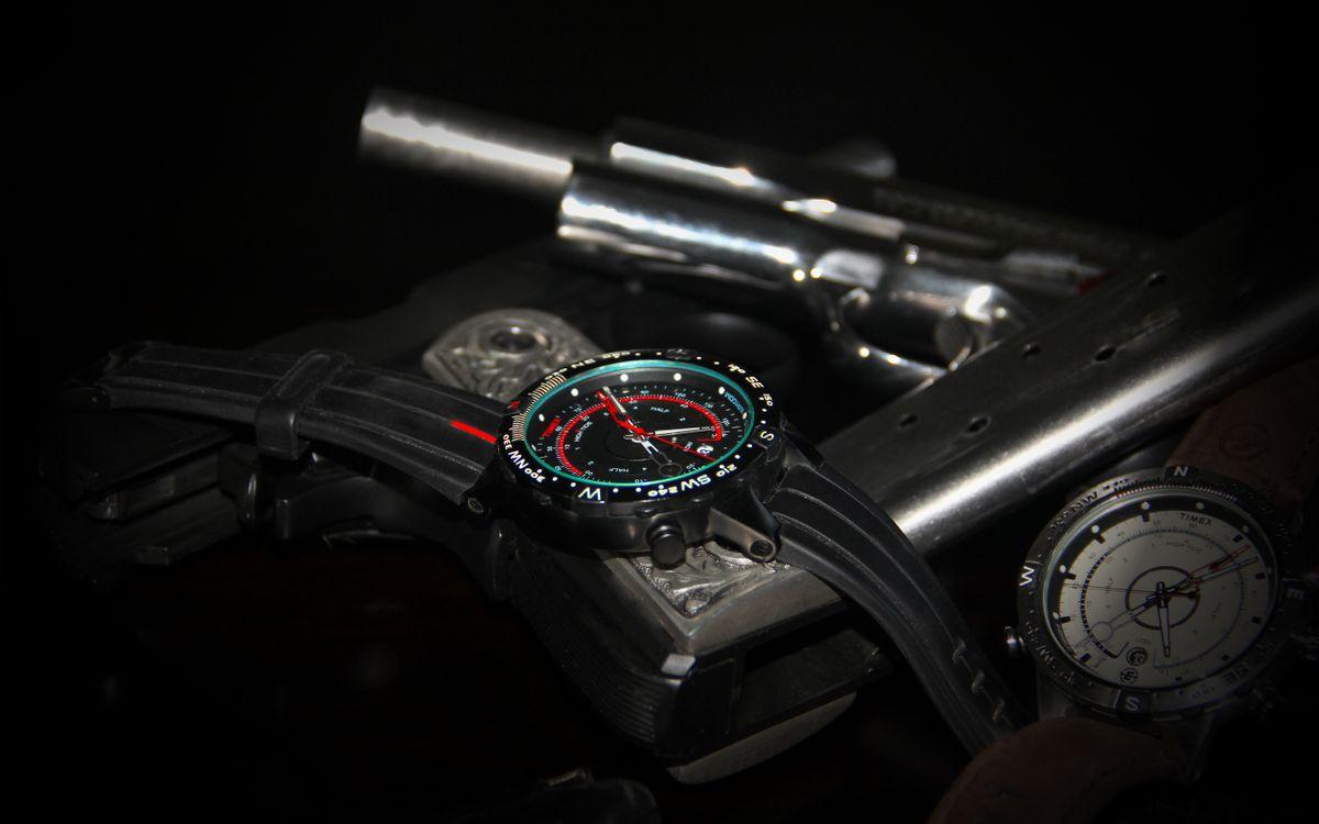 Фото бесплатно часы, циферблат, ремешок - на рабочий стол