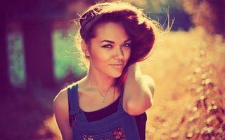 Бесплатные фото девушка, фотосессия, длинные волосы