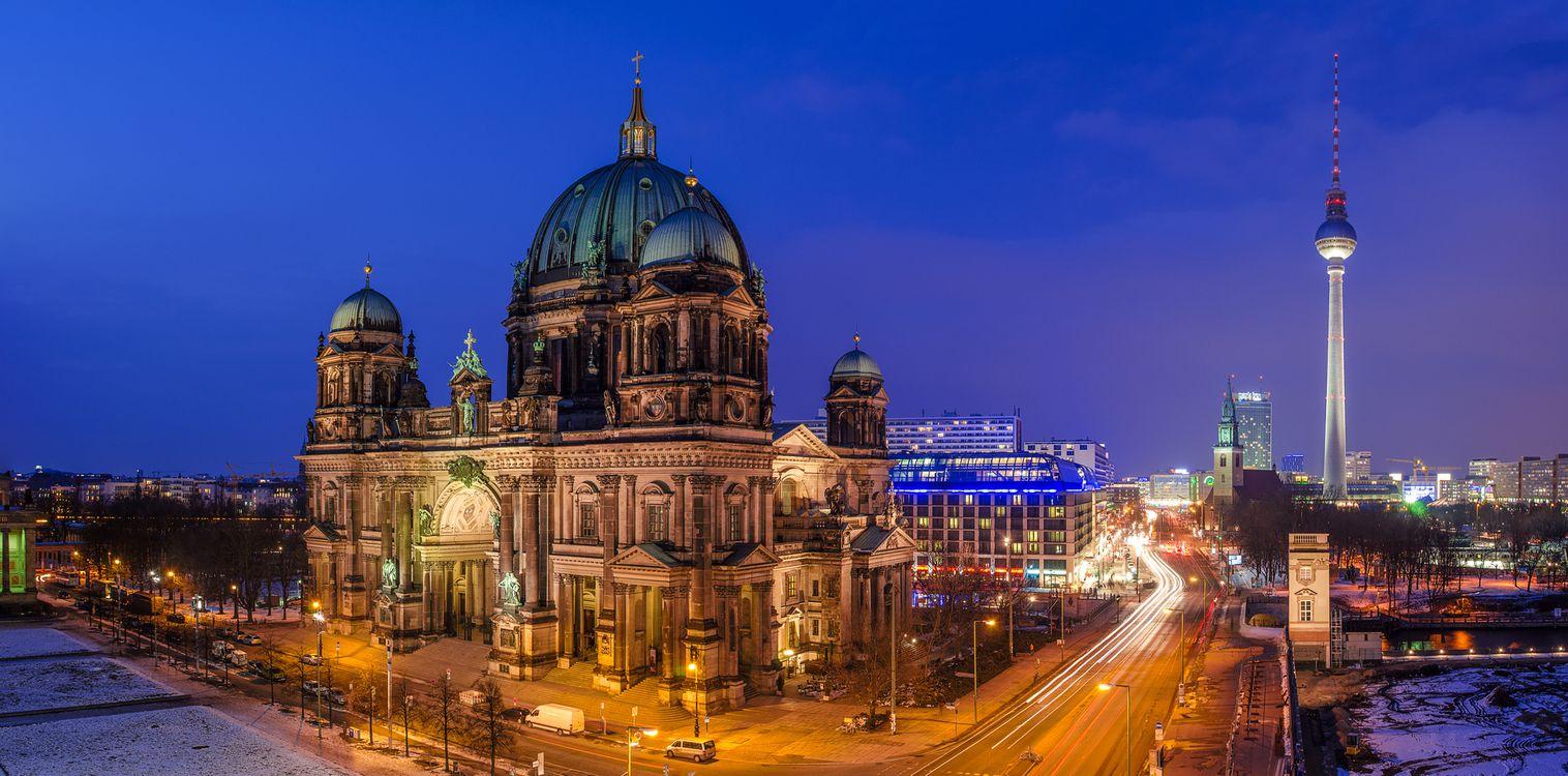 Фото бесплатно berlin, Берлин, столица - на рабочий стол