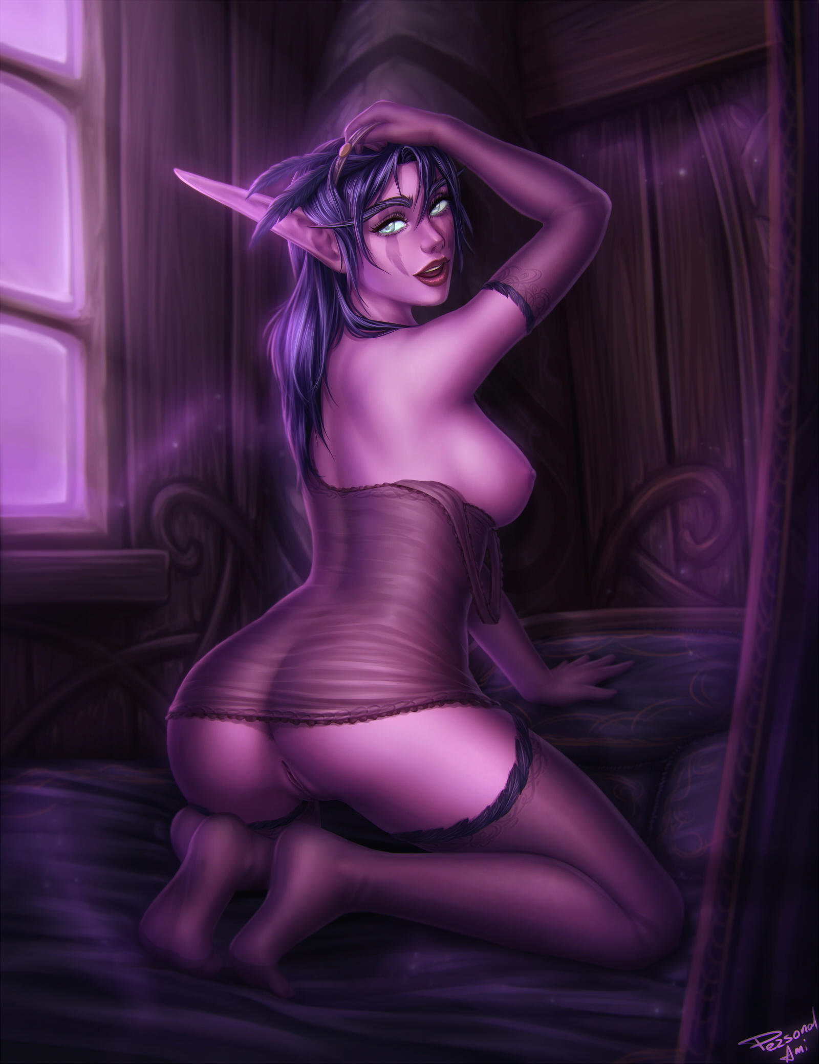 World of warcraft hentai fan art, great boobs suicide girls nude