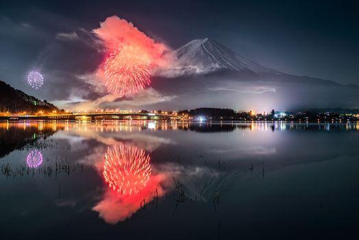 Фото бесплатно Фудзияма, Япония, гора