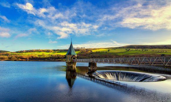 Фото бесплатно Уэльс, Великобритания, Брекон маяки