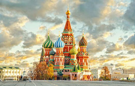 Фото бесплатно Россия, Столица, Собор Василия Блаженного
