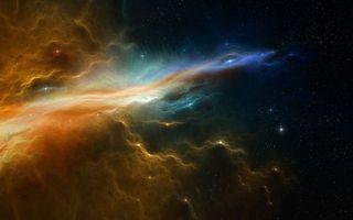 Обои вселенная, космос, цвета, планеты