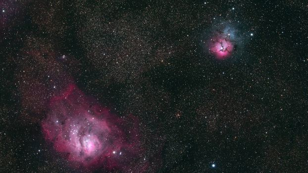 Заставки галактика, звезды, планеты