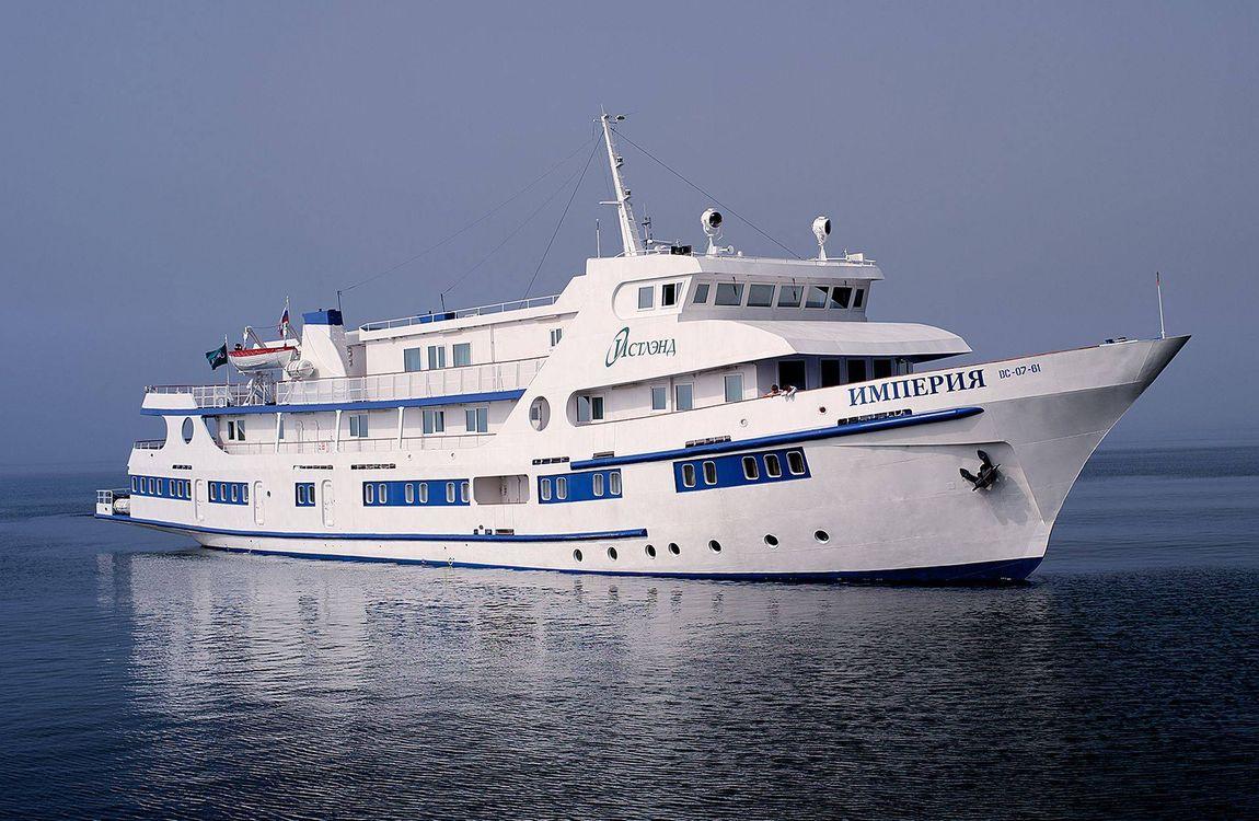 Фото бесплатно Теплоход, Империя, Байкал, корабль, корабли