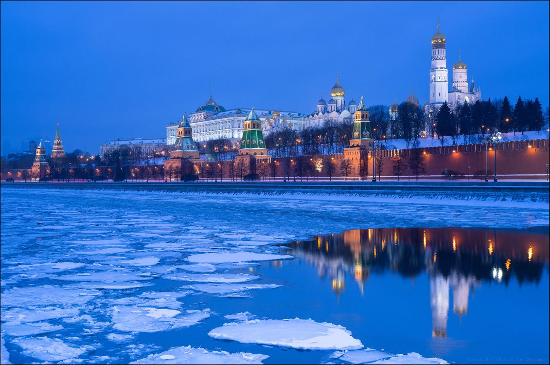 Photos for free Russia, Moscow, Moscow Kremlin - to the desktop