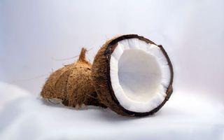 Бесплатные фото орех,кокос,мякоть,белая,скорлупа