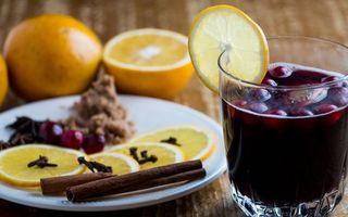 Фото бесплатно глинтвейн, стакан, ягода