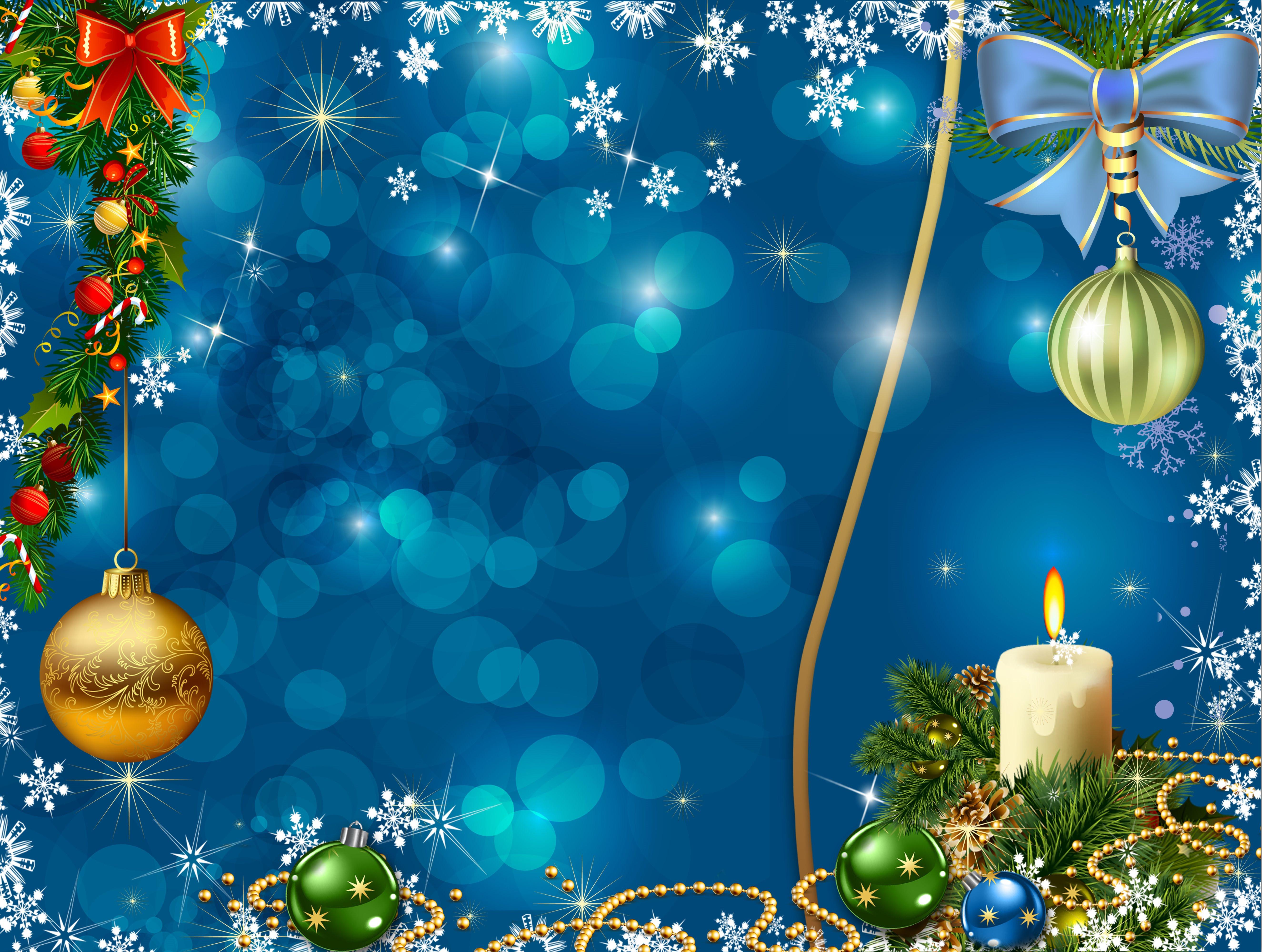 Новогодние открытки на сайте, картинки про месячные