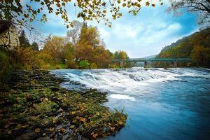 Фото бесплатно Hardegg, Austria, река