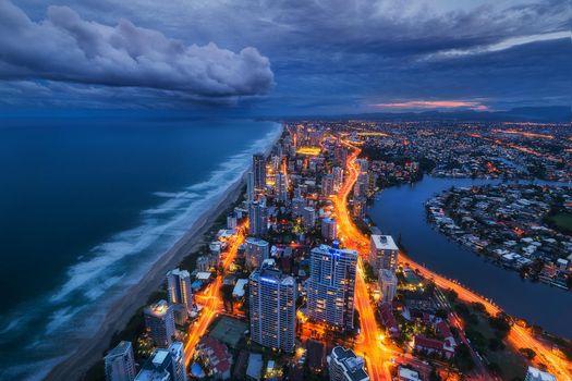 Фото бесплатно Золотое побережье, Квинсленд, Австралия