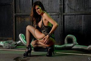 Бесплатные фото Kortney Kane, красотка, девушка, модель, голая, голая девушка, обнаженная девушка