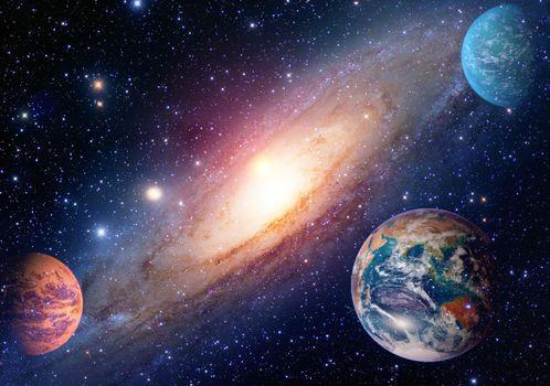 Фото посмотреть вселенная, планеты