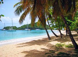 Заставки тропики, море, пляж, яхты
